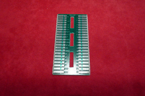 Connecteur extension/adaptateur JAMMA 2x22 pins Jeutel