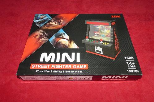 Pixel Blocks Arcade Street Fighter