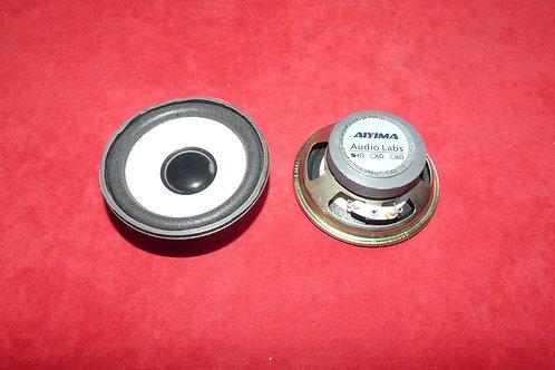 HP 3 pouces (77mm), 10W