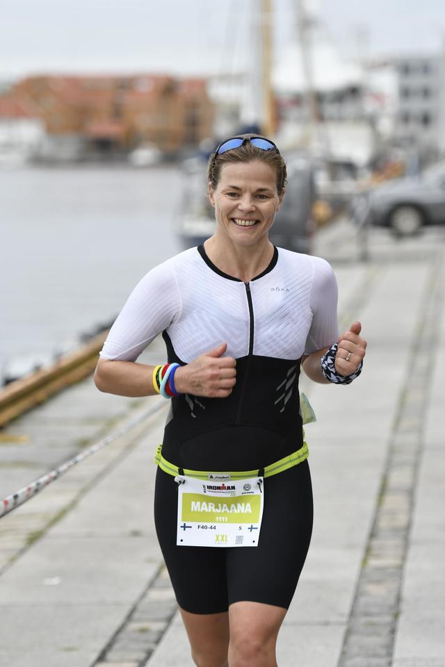 Ironman Haugesund 2019, Marjaana Rakai