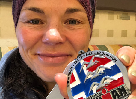 Tired Mom Becomes an Ironman