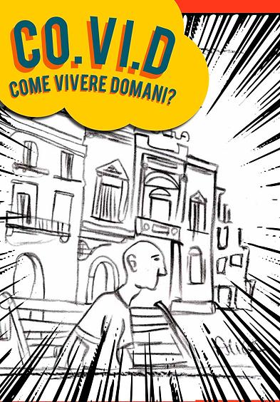 Fanzine CO.VI.D. - COme VIvere Domani 1.