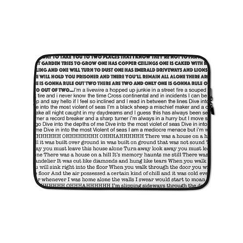 Redgrave Lyric Laptop Sleeve