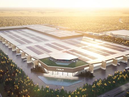 De nouveaux retards pour la Gigafactory de Berlin