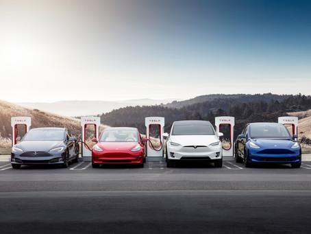 Tesla : Plus de 100 stations en France
