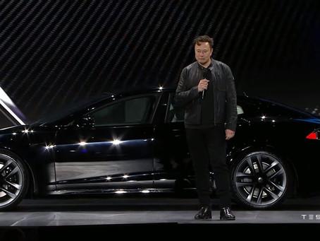 Model S Plaid : la nouvelle super-familiale de Tesla