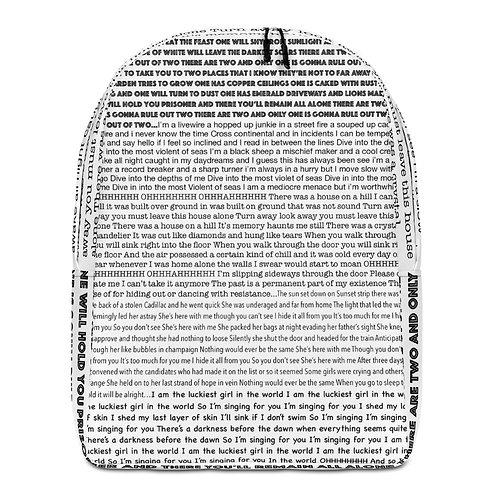 Lyric Covered Backpack