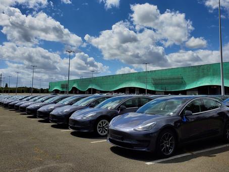 2 nouveaux centres de livraison Tesla pour Paris et Lyon