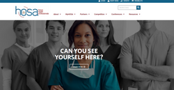 Check Out the New HOSA.ORG Website!