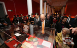 Se inaugura la exposición de Cortázar como parte de la FIL