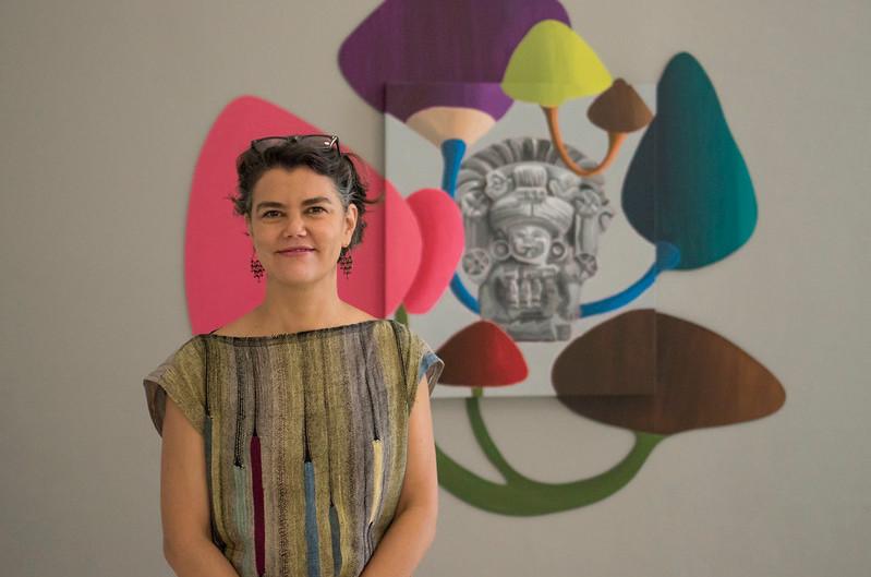 Sofía Echeverri resignifica lo femenino con Universa revelada en MUSA