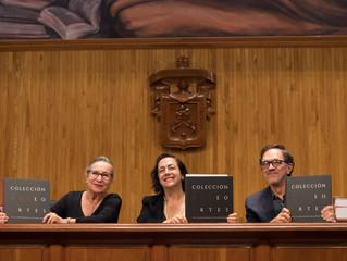 Fernanda Matos, Carmen Villoro y Alfredo Sánchez presentan catálogo de la Colección del MUSA