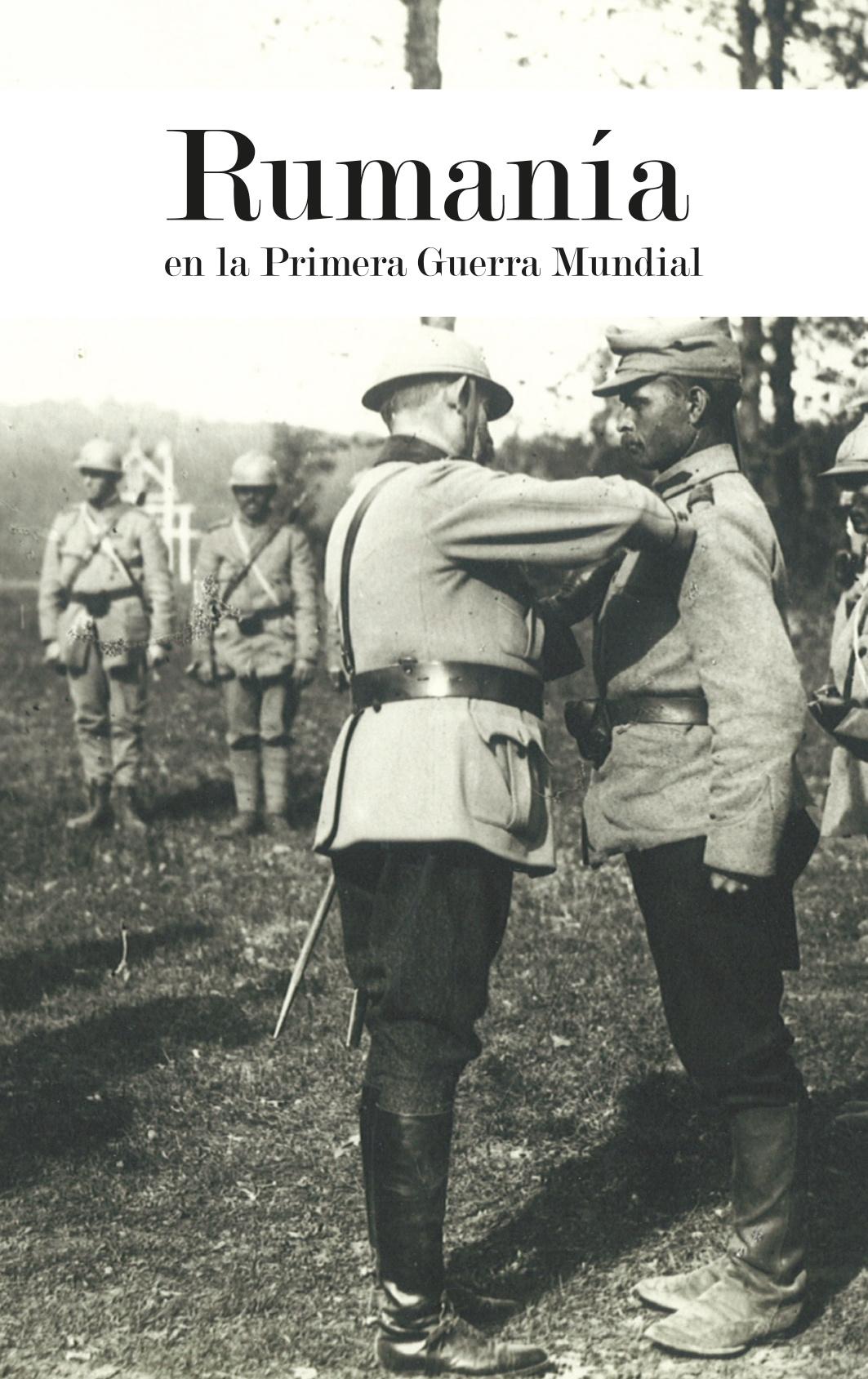 Rumanía en la Primera Guerra Mundial