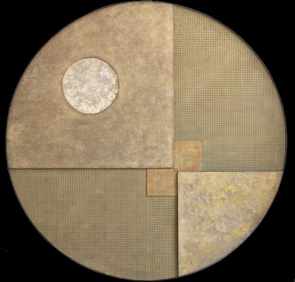 Amanecer (círculo aureo)