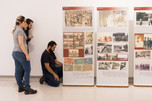 Historia rumana llega al MUSA en imágenes