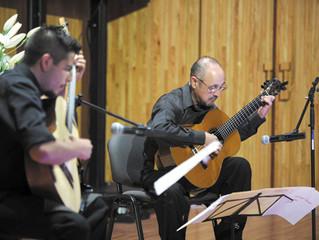 Música Jalisciense de Salón en la Guitarra