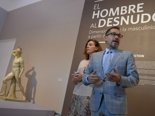 """Llegará """"El hombre al desnudo"""" al MUSA"""