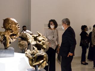 Unen en MUSA medioambiente y arte con Itsï, una llamada de alerta
