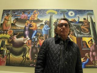 """MUSA exhibe """"De amor, colores y tierra"""" de Maximino Javier"""