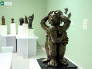 MUSA rinde homenaje a pioneros de la escultura moderna en México