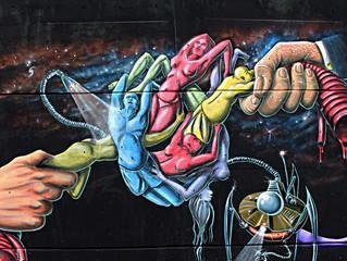 Conferencia: La creatividad del graffiti expresión juvenil urbana