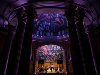 Deleita en el Paraninfo la Orquesta Higinio Ruvalcaba