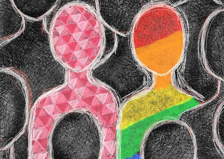 El MUSA conmemora Día de la Diversidad con discurso gráfico e iluminación especial