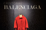 Exposición de Cristóbal Balenciaga, la primera de indumentaria que se exhibirá en el Musa