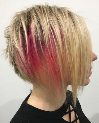 Hair by Art Director Emma