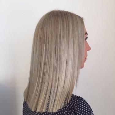 Hair by Creative Stylist Torie