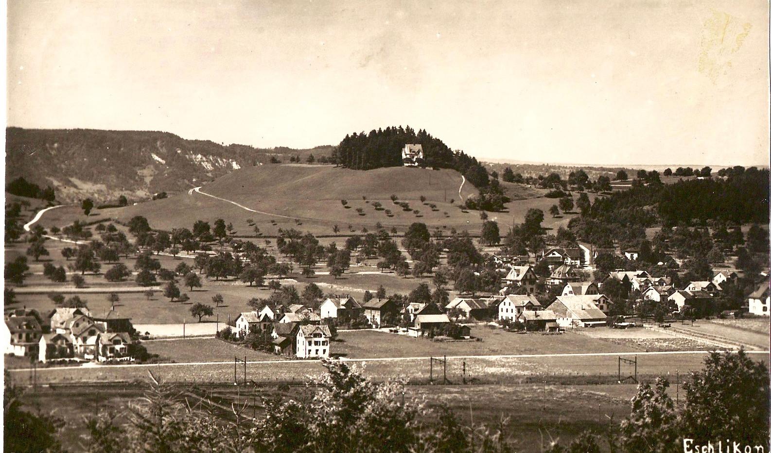 Gasthaus Säntisblick 1924 -1933