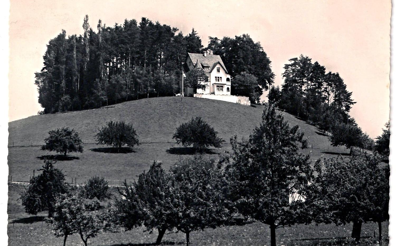 Gasthaus Säntisblick 1960