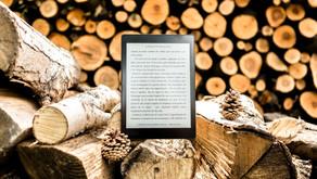 Pourquoi je lis sur liseuse ? Les avantages du livre numérique.