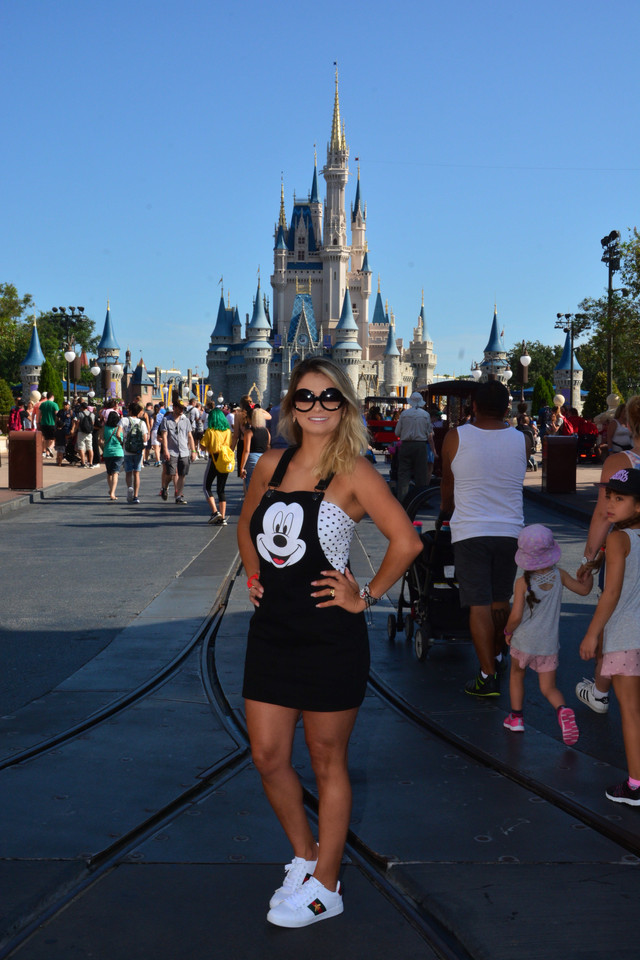 Look do dia: Um dia no Magic Kingdom !