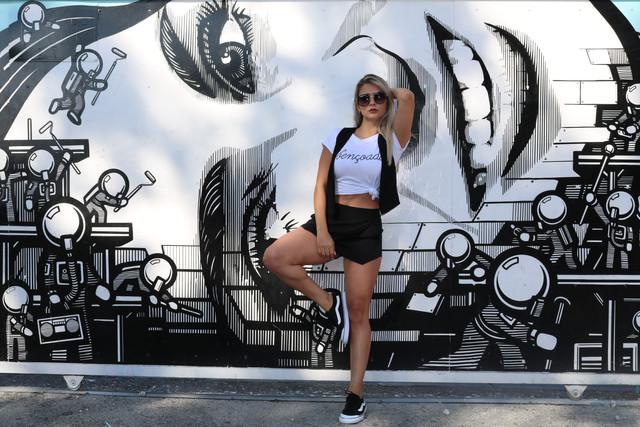 Wynwood... Espaço artistico em Miami.
