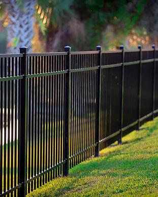 Black Aluminum Fence 3 Rails .jpg