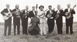 The Tallafornian Mandolin Band c.1998