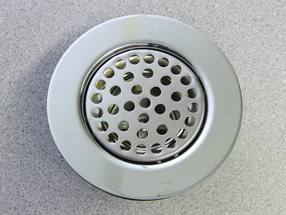 Garvin Model 3260 Flat Drain (304 Stainless Steel)
