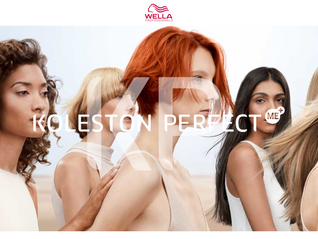 Experience a NEW Movement in Colour: NEW Koleston Perfect ME+
