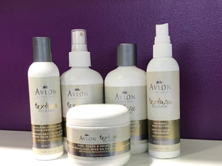 Curl, Coil or Smooth... be part of the NEW Texture Revolution