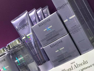 NEW Celeb Luxury VIRAL & Kerastase Blond Absolu… All Things Bright & Blonde!