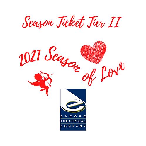 2021 Tier II ETC Season Ticket