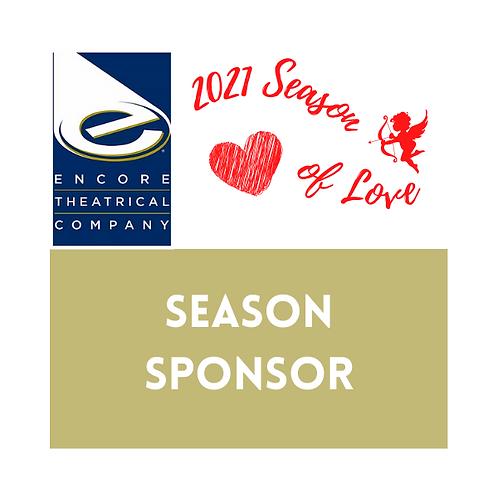 2021  Season Sponsor