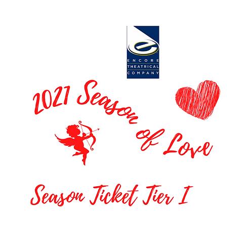 2021 Tier I ETC Season Ticket