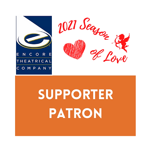 2021  Supporter Patron