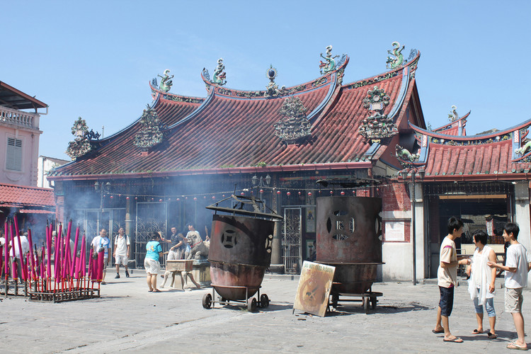 Penang Goddess of Mercy Temple