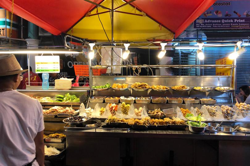 Petaling Street Night Market