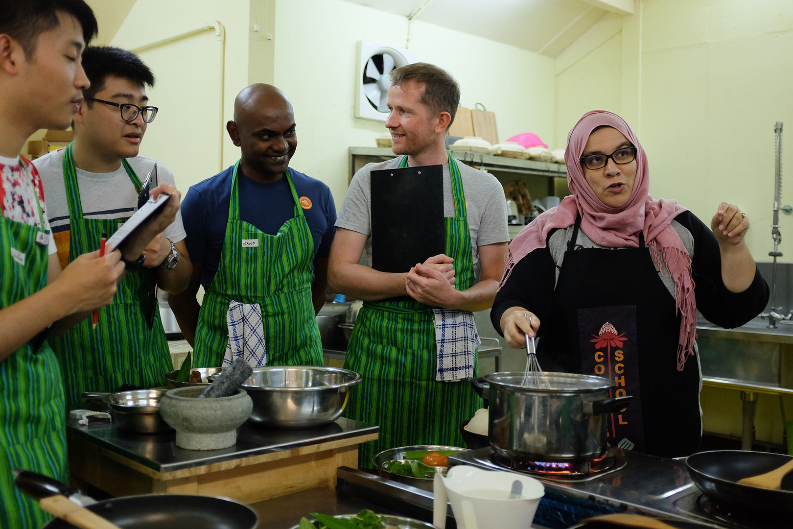 Penang Cooking School