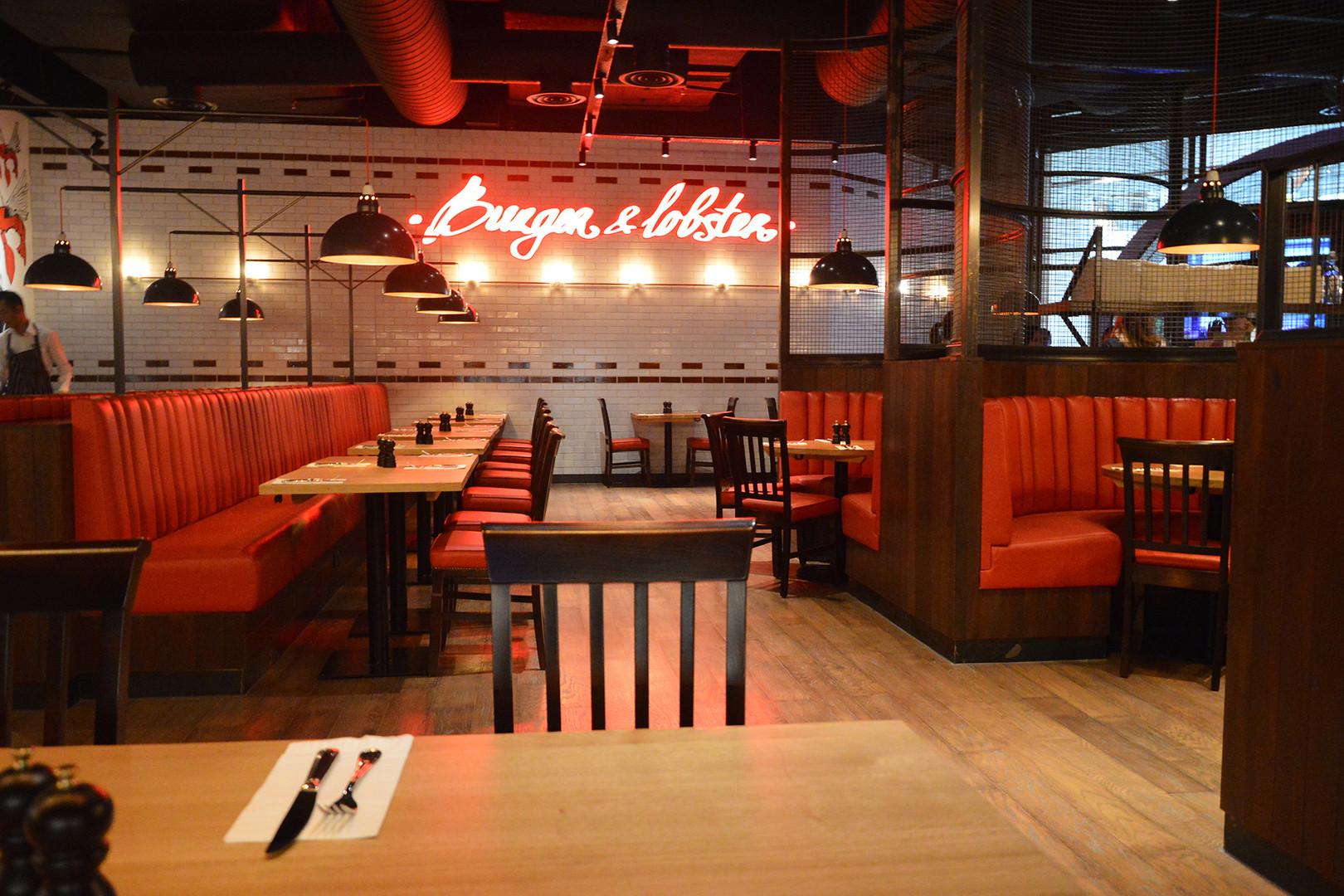 Genting Highlands Burger and Lobster