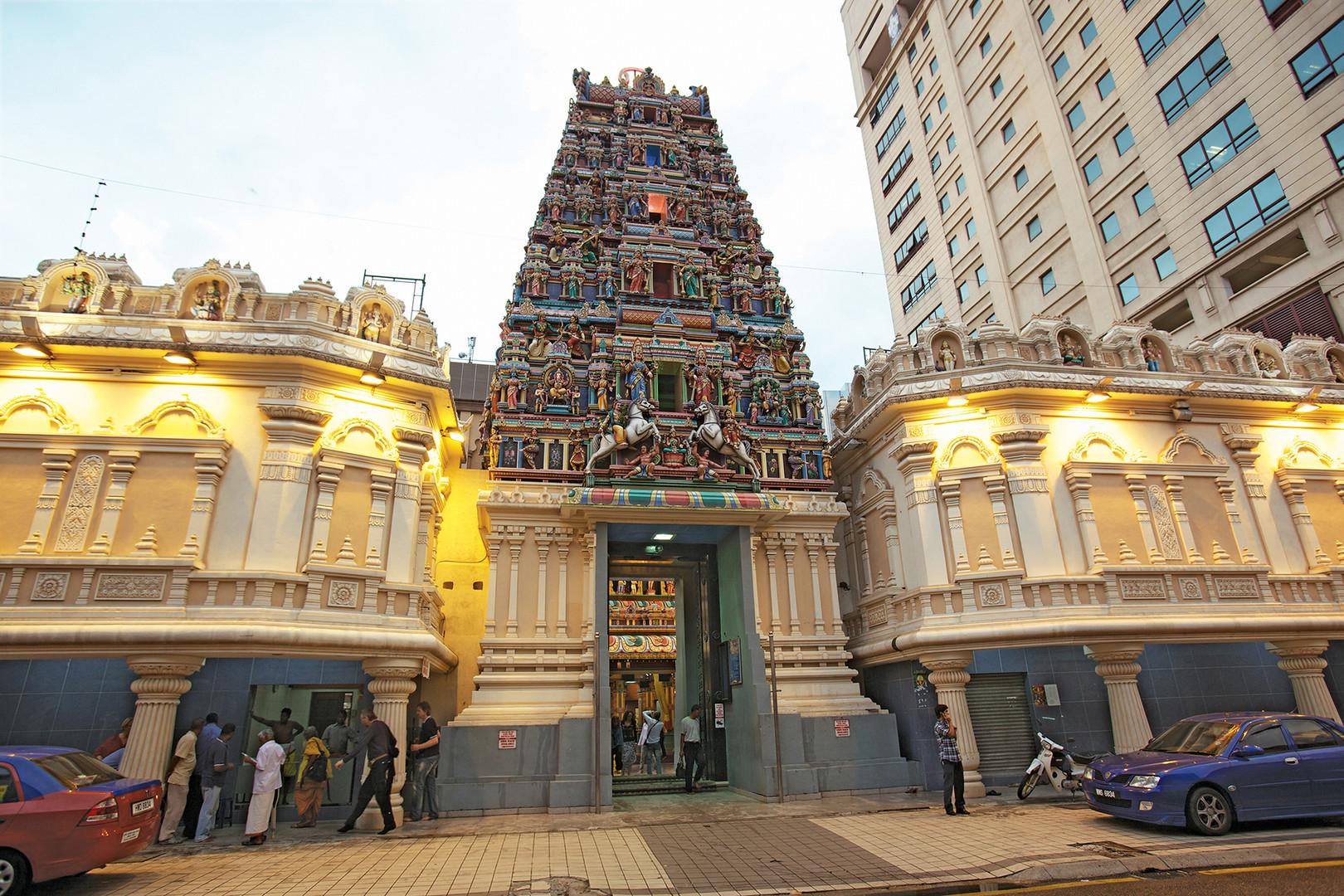 Sri Maha Mariamman Hindu Temple